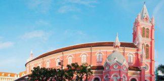 Tan Dinh Church – Saigon Archdiocese – Vietnam